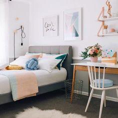 """2,420 curtidas, 7 comentários - Blog De Decoração (@eutambemdecoro) no Instagram: """"O que falar de uma decoração linda como essa? Eu achei perfeita! Foto: Pinterest #decoracao…"""""""