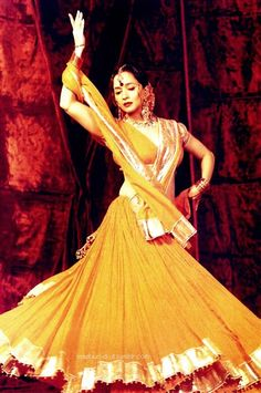Madhuri Dixit, one of the best actress's in Bollywood and one of my favorites. Love her movie's