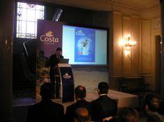 Evento Costa Crociere, Madrid 2011