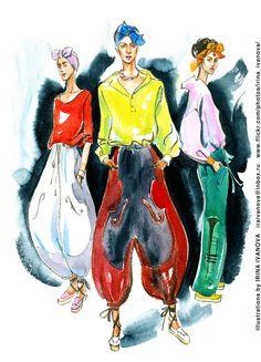 https://flic.kr/p/VyY37n | img377 | Undercover SS2017 ready-to-wear collection.   #fashionillustration #SS2017 #readytowear #runway #Undercover #JunTakahashi #illustration #fashion #model #portrait #drawing #female #watercolor #ink #fashionshow #wear #clothes #fashionillustrator #иллюстрация #одежда #портрет #irinakamantseva #мода #одежда #artwork #artinsta #instaart #fashioninsta