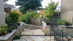 Small Garden - Favour for a friend Landscape Architects, Patio, Garden, Outdoor Decor, Garten, Lawn And Garden, Gardens, Gardening, Outdoor