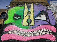 Street art and graffiti walking tours in London from Street Art London Street Art London, Best Street Art, Street Artists, Wall Street, Walking Tour, Graffiti Art, Around The Worlds, Tours, Candy