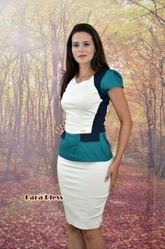 BH3089 - Conjunto Saia e Blusa Cotton Satin 3 cores