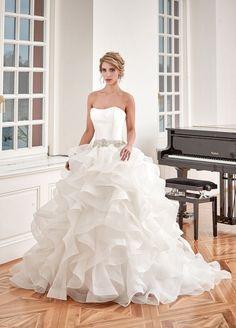 Esküvői Ruha Diane Legrand