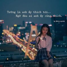 Tưởng là anh ấy thích tôi... Ngờ đâu ai anh ấy cũng thích Girl Quotes, Love Quotes, Follow Insta, Unrequited Love, Caption Quotes, The Life, Never Give Up, Captions, Qoutes