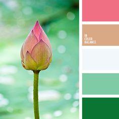 Цветовая палитра №1445