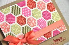 PTI Happy Hexagons & Cover Plate: Hexagon