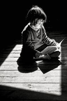 Joven lectora.