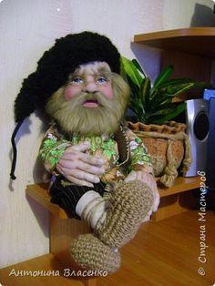 Куклы День рождения Шитьё Домовой Капрон фото 3