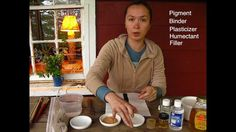 This video is a step by step tutorial by Ekaterina Smirnova, teaching how to make watercolor paint out of pigments found in nature. Filmed at the Platte Clov...