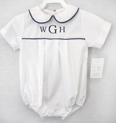 Baby clothes in a boys baby bubble is one cute baby boy Easter outfit clothing item from our kids. Our childrens shop offers childrens clothes and