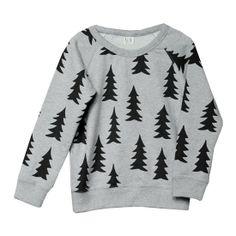 Fine Little Day Gran Sweatshirt Grey   Scandinavian Minimall