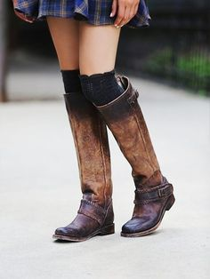 Free People Redbank Tall Boot, How would you style these? http://keep.com/free-people-redbank-tall-boot-by-dimak89/k/1p0T2lABF9/