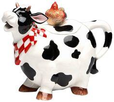 Seven Adorable Animal-Themed Collectable Teapots