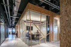 Galería de Sistemas Algotec / Setter Architects - 2