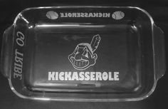 Cleveland Indians Kickasserole by IslandGraphics on Etsy