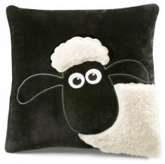 almohadon en forma de oveja