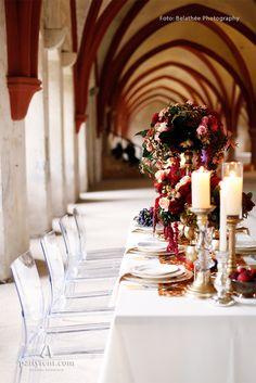 Romantisches Styled Shoot in der Weinregion Rheingau