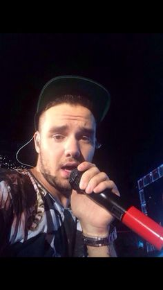 Liams selfie at my concert