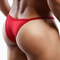 #DanielAlexander Colorfulness Blast Slip #Bikini Red/White #mens #underwear