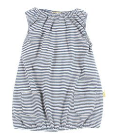 Take a look at this Sea Stripe Organic Noemi Dress - Infant, Toddler & Kids by Nui Organics on #zulily today!