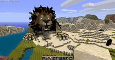 Saw this while I was looking at minecraft pictures. Thought the creator deserved to have this showed off. - Imgur