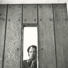Available for sale from Howard Greenberg Gallery, Vivian Maier, Self-portrait Gelatin silver print; Photography Light Stand, Tumblr Photography, Urban Photography, Photography Women, Night Photography, Color Photography, Street Photography, Pinterest Photography, Landscape Photography