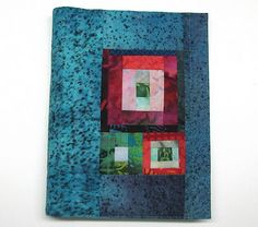 Hand dyed fabric quilts