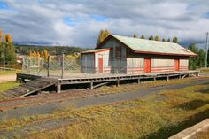 nswgr goods shed - Google Search