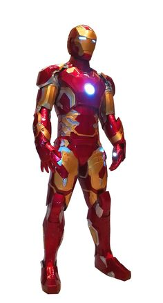 You will get a beautiful iron man mk43 suit with less than $1500 cost. Make to measure, customized add ons, screen detailed and glossy paint.