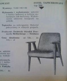 Józef Chierowski - Fotel Typ 366