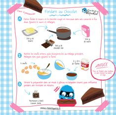 Make a delicious chocolate fondant. What to fill all the addicts of the … – backen Easy Cake Recipes, Easy Desserts, Dessert Recipes, Chocolate Fondant Cake, Lemon Cheesecake Recipes, Cake Factory, Classic Cheesecake, Delicious Chocolate, Cookies Et Biscuits