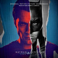 Batman vs Superman Original Motion Picture Soundtrack by Hans Zimmer and Junkie XL