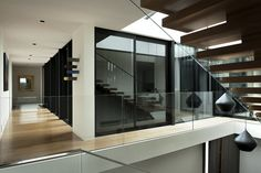 Lucerne House by Daniel Marshall Architects