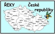 VODSTVO ČESKÉ REPUBLIKY :: Béčko-Tc Teaching Geography, Montessori Materials, Elementary Science, Learning Games, School Hacks, Czech Republic, Homeschool, Language, Education