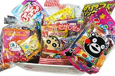 Assorted Japanese Junk Food Snacks Dagashi Party Gift Variety Bulk >>> Click on the image for additional details.Note:It is affiliate link to Amazon.