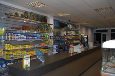 Sales Counter for Absolute Aquatics