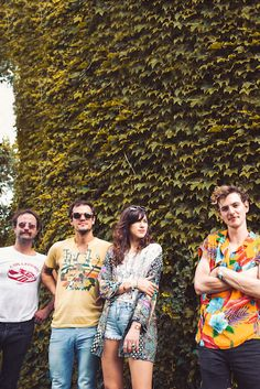 """When the members of Houndmouth called up Dave Cobb to see if he might want to produce their second record, Cobb had only one qualification. """"Yes, but I'm n"""