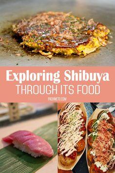 Explore the Shibuya neighbourhood of Tokyo, Japan through it's food with Arigato Japan Food Tours | packmeto.com