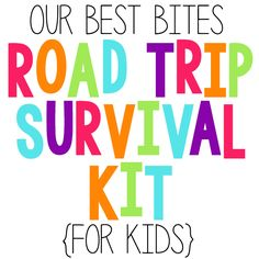 road trip survival kit for kids. I obviously don't have any children but these binders are awesome and speak to my office-supply-loving soul Road Trip With Kids, Family Road Trips, Travel With Kids, Family Travel, Road Trip Activities, Activities For Kids, Car Travel, Travel Tips, Travel Stuff