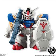 Converge - Gundam Rx78 GP02