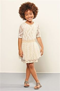 Buy Lace Dress (3-16yrs) from the Next UK online shop