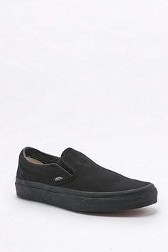 f552a6d59a 65 Best black slip on sneakers outfit images