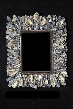 We have blogged numerous times  about how much we love using seashells in decor. Coquillage is the art of covering frames, mirrors, or fur...