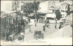Street scene Candia. Crete (R.Behaeddin 1895-1910)