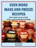 Free & Cheap eBooks from Amazon: Freezer Meals, Weight Watchers, Budgeting, Gardening