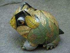 Ceramic by Anya Stasenko and Slava Leontyev