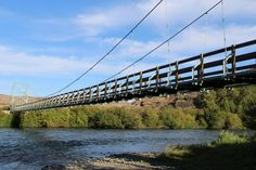 1. Walk across the Umtanum Suspension Bridge over the Yakima River.