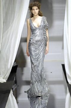 Zuhair Murad Fall-Winter 2007 Haute Couture