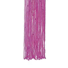 Fuchsia Bead Necklaces - OrientalTrading.com They also have teal and purple